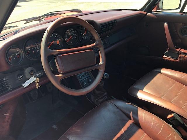 interieur-Porsche 911 Carrera