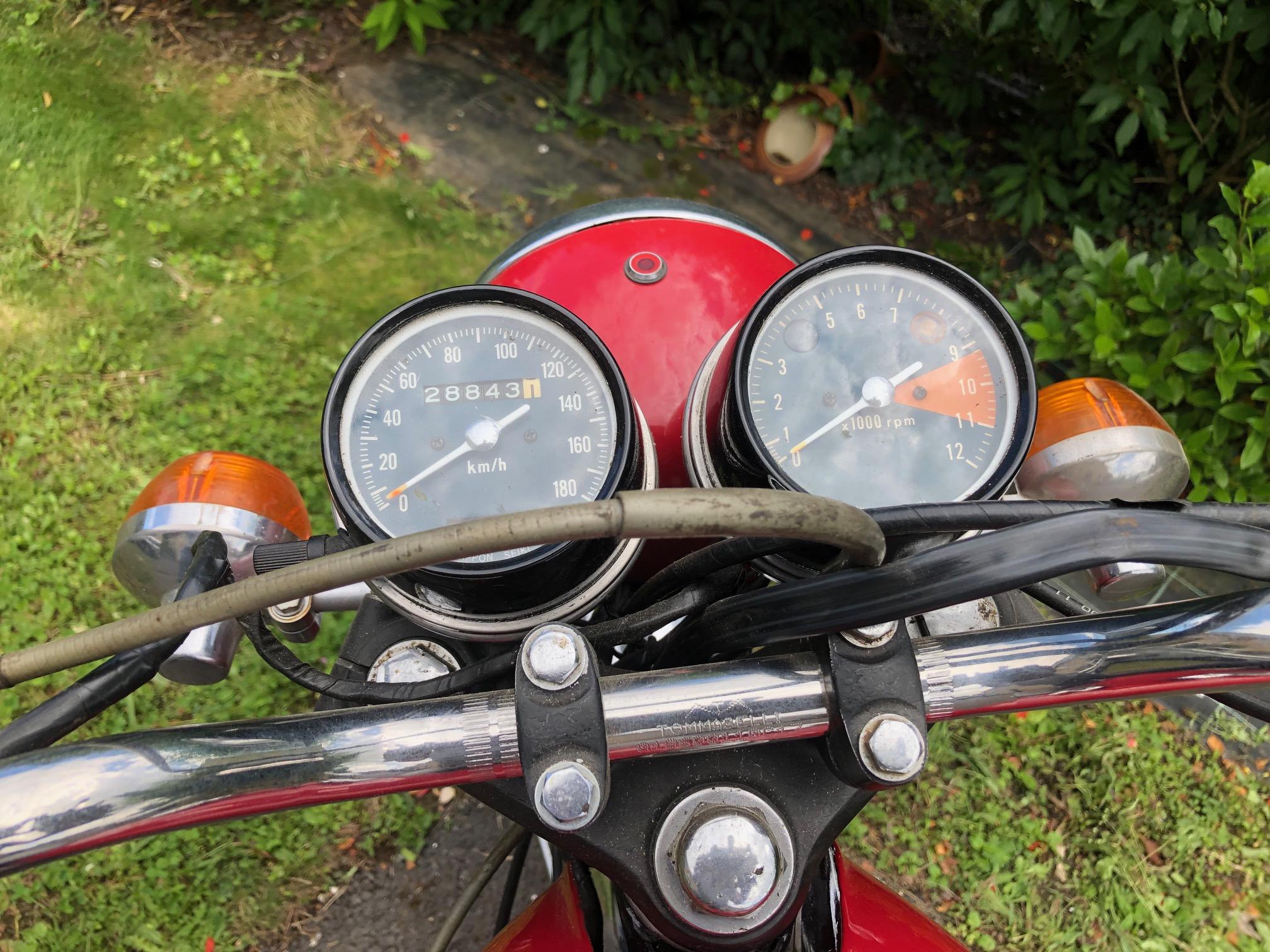 HONDA CB 350 K2