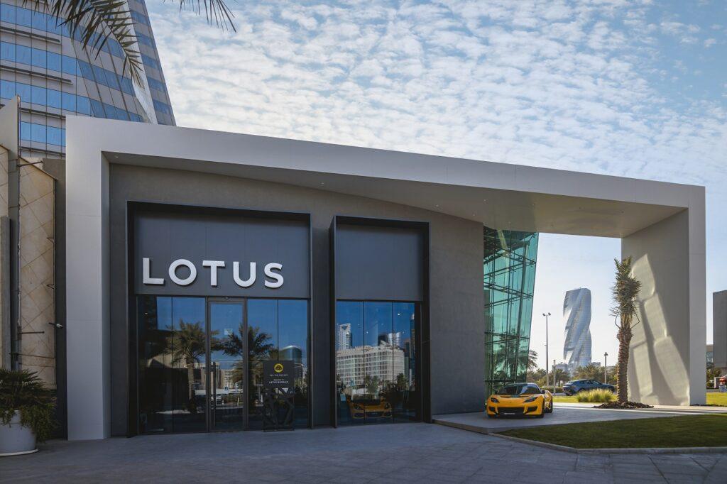 Le réseau Lotus